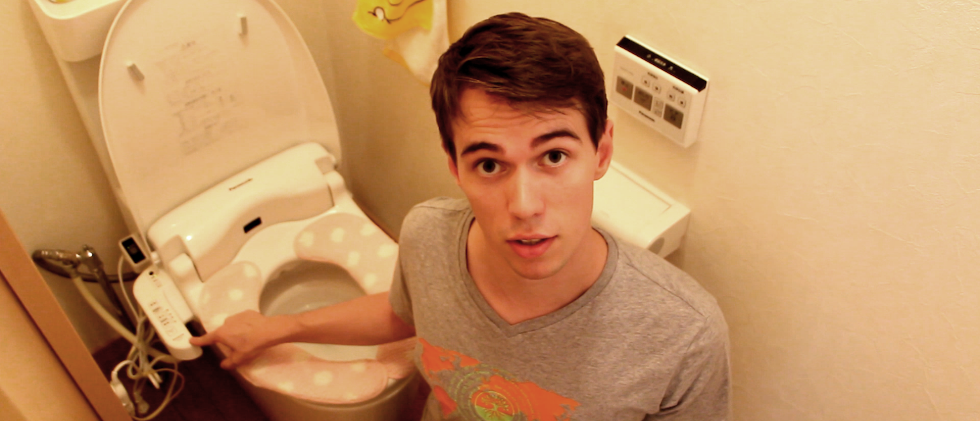 Updated (video): How to survive in Japanese toilets