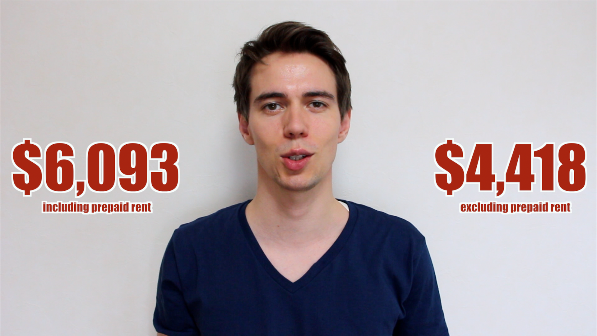 Cost of living in Japan (video)